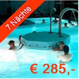 Hotel Thermalresort Drava **** - Harkany / Ungarn