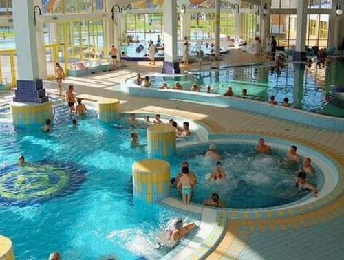 Hotel Park Inn - Sarvar / Ungarn